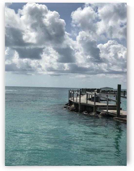 Nassau Beach by Kathleen OConnor