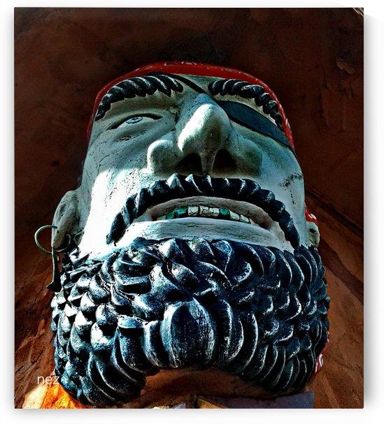 Blackbeard by Efrain Montanez