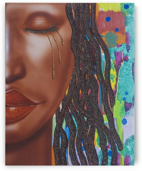 Thandie with Tears by Fred64