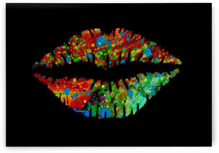 abstract lips by Fred64