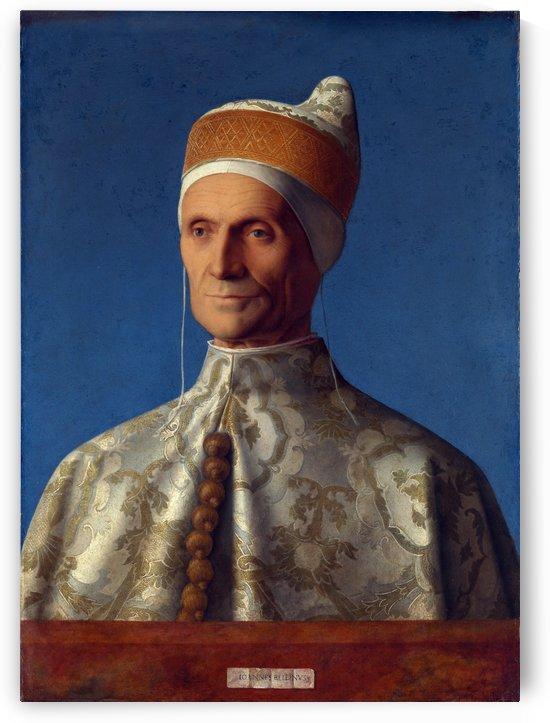 Doge Leonardo Loredan by Giovanni Bellini