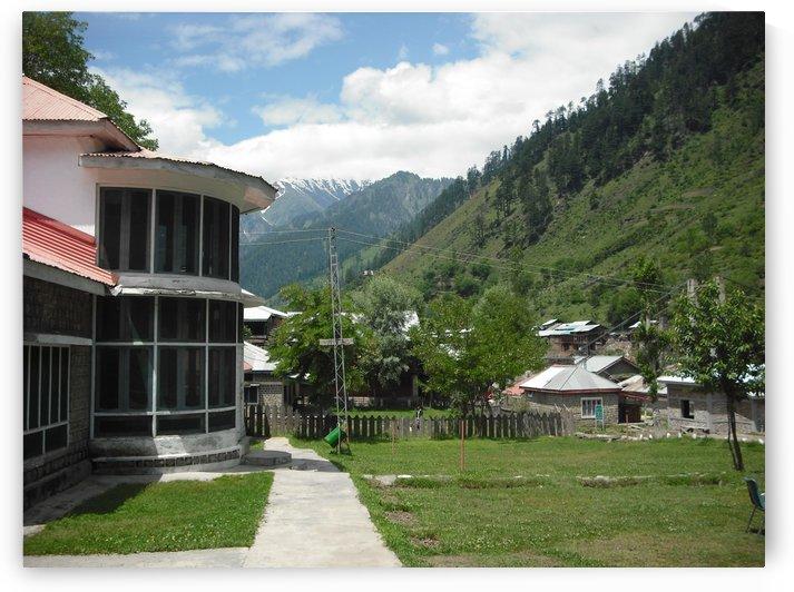Sharda Nelam Valley Pakistan by Hafiz Muhammed Usman