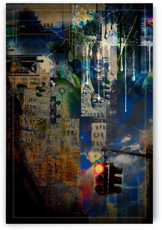 Urban Grunge by Bruce Rolff