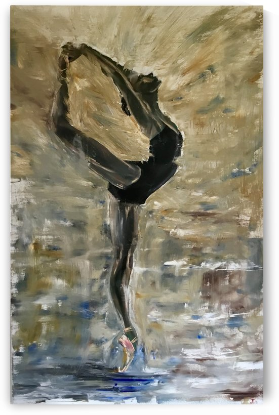 The Dancer by Jackie Rimmer