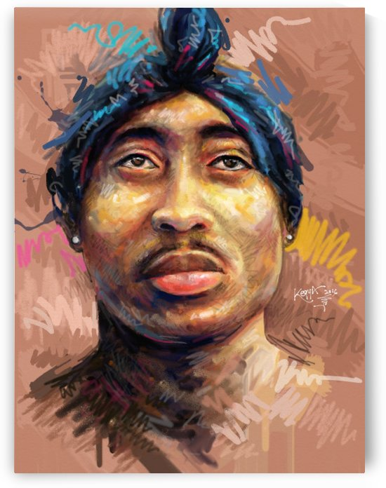 2pac by GORDEN KEGYA
