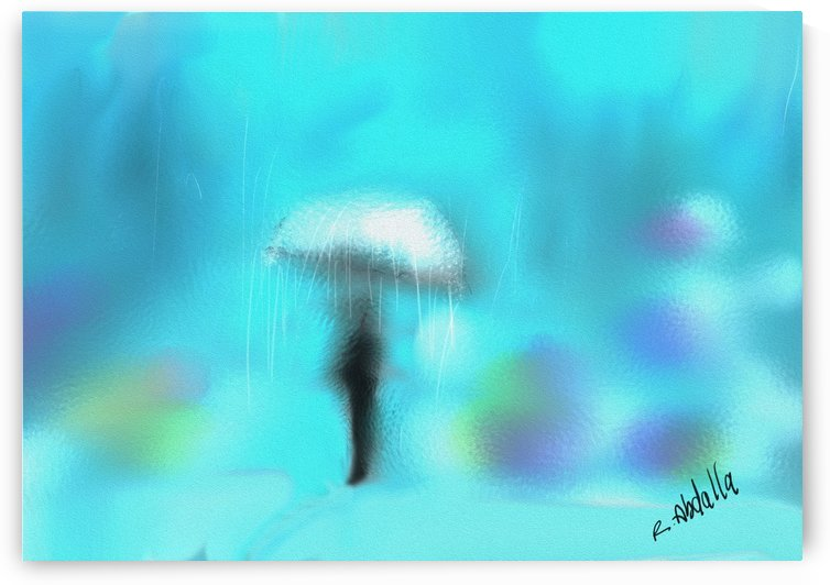 Downpour by Regina Abdalla