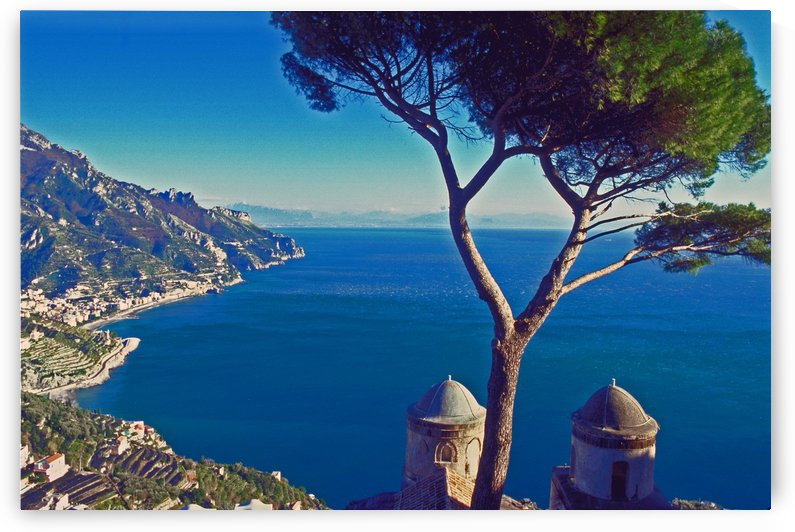 Ravello Amalfi Coast by Michael Bancas