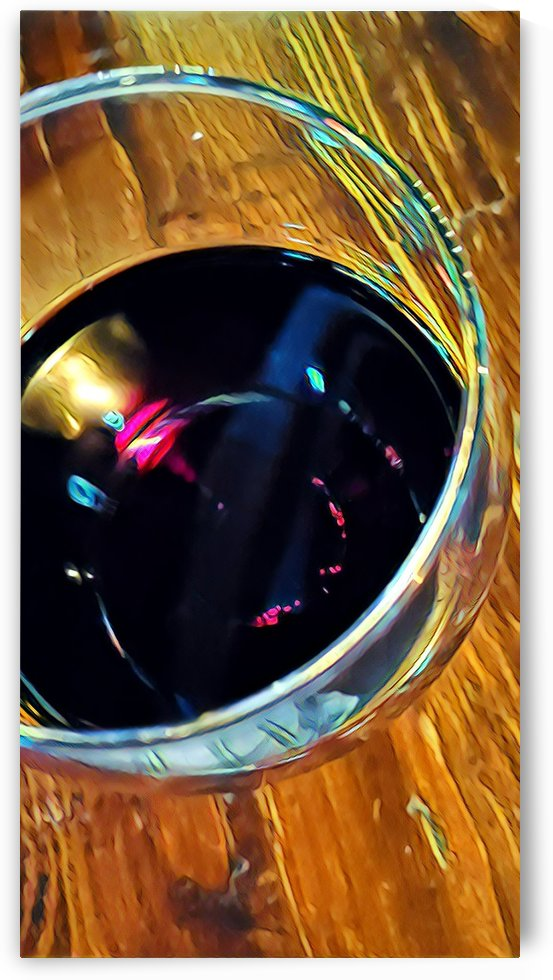 Wine Art 4 by Richard Krol