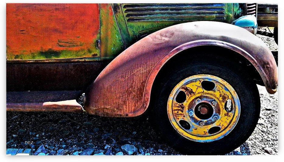Wheels by Efrain Montanez