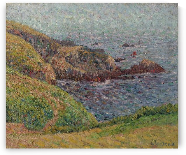 The Gulf by Gustave Loiseau