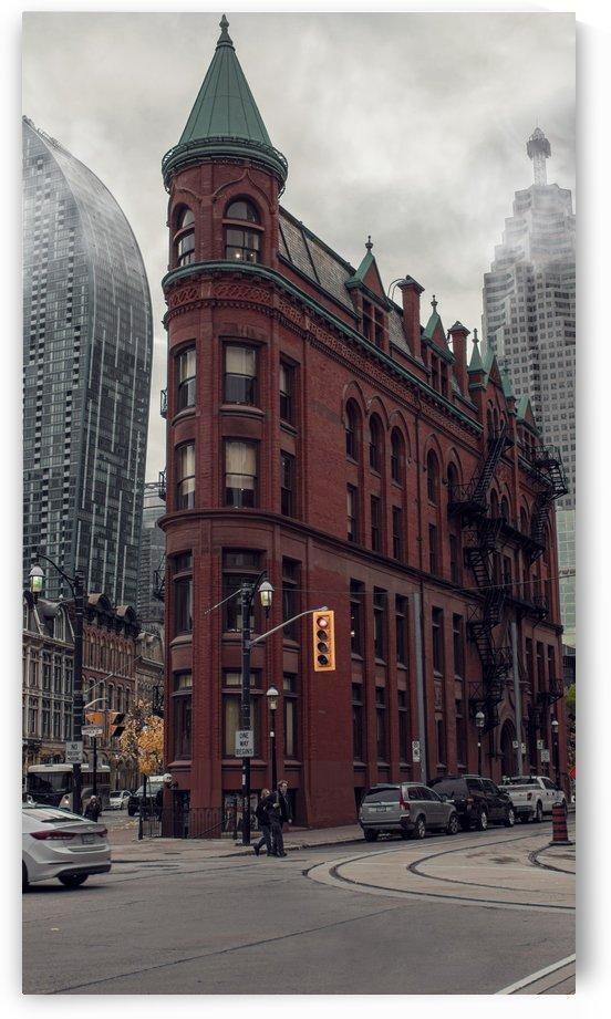 Toronto Gooderham Building by Ola Photography