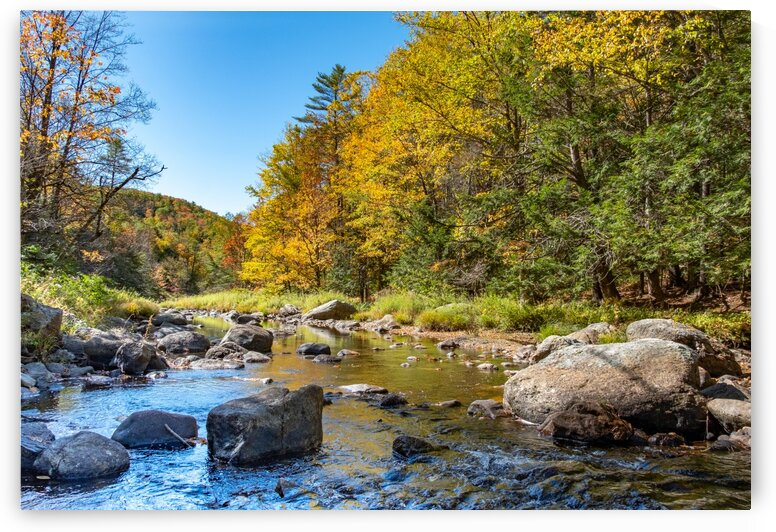 Cold River NH by Dave Therrien