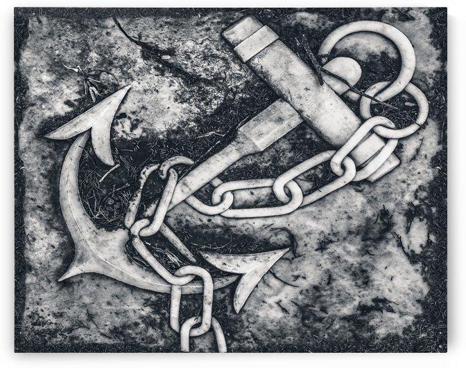 Anchor Sculpture Photo by Daniel Ferreia Leites Ciccarino