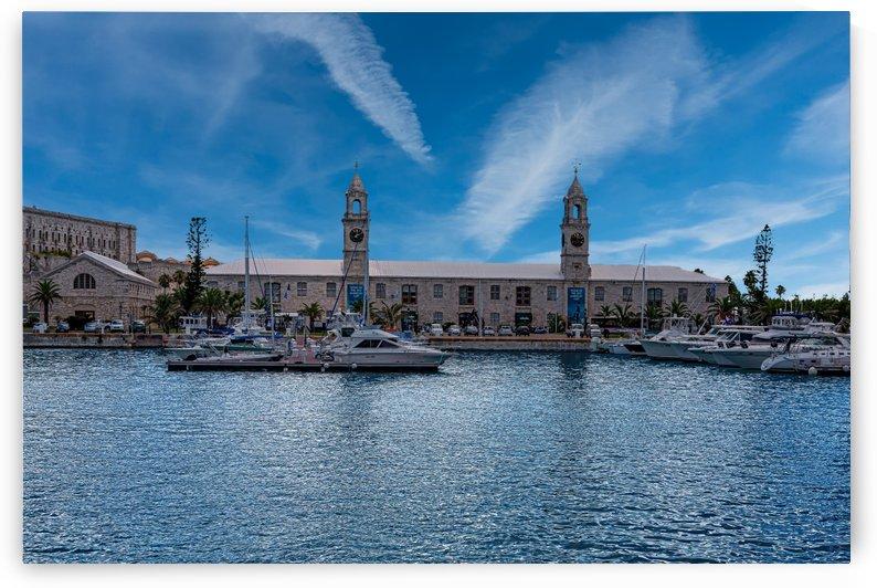 Royal Naval Dockyard in Bermudas West End by Darryl Brooks