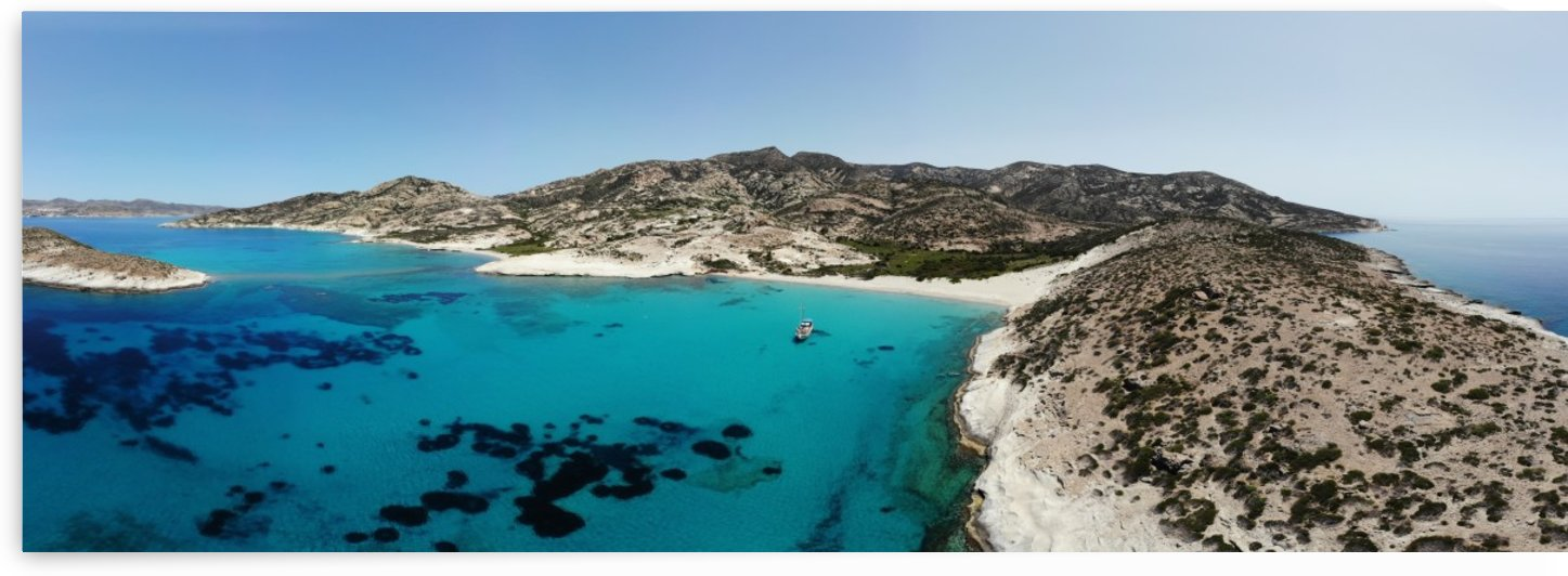 Sifnos Pano by Cal Prest