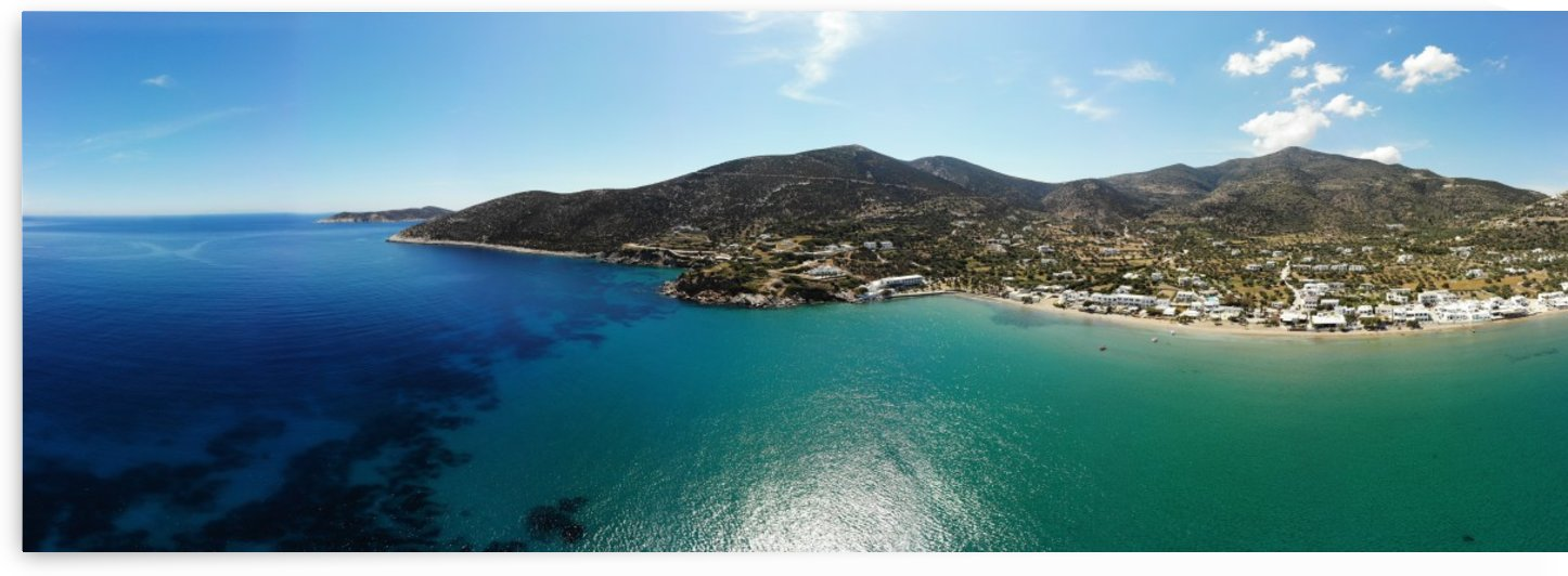 Greek Pano by Cal Prest