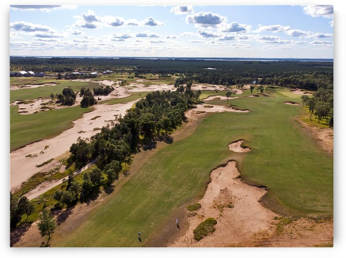 Mammoth Dunes 15th by Cal Prest