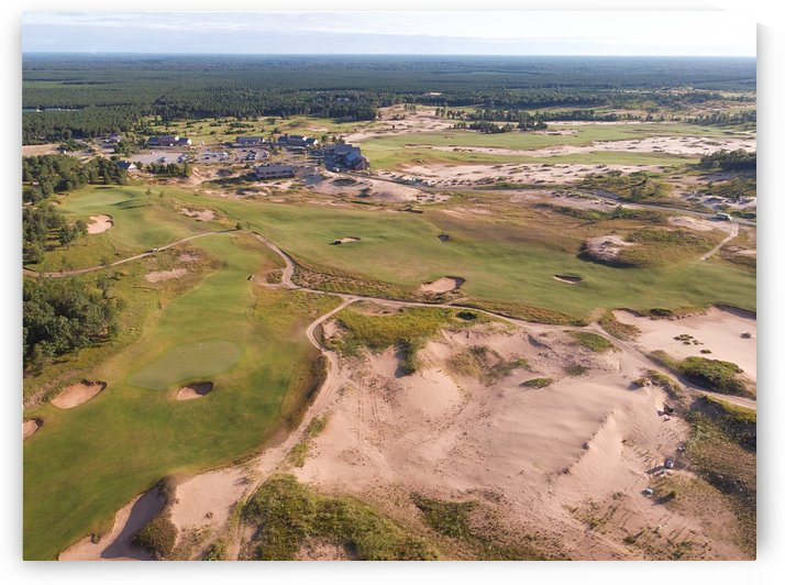 Sand Valley Clubhouse by Cal Prest