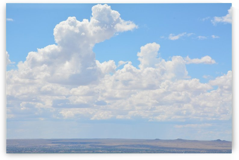New Mexico Cloud Photograph by Katherine Lindsey Photography
