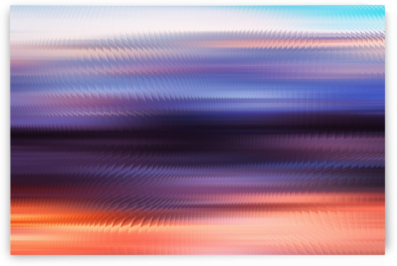 Abstract Sunset XIII by Art Design Works
