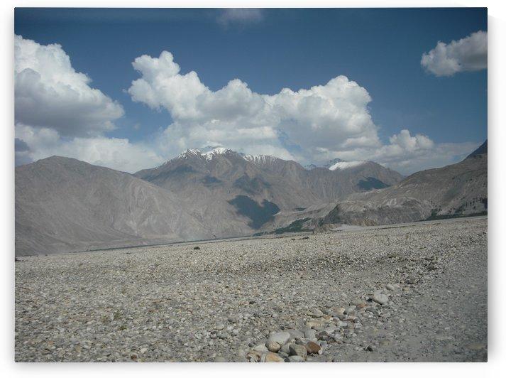 Sakardu Valley Pakistan by Hafiz Muhammed Usman