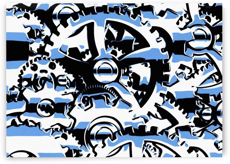 Gears by Bruce Rolff
