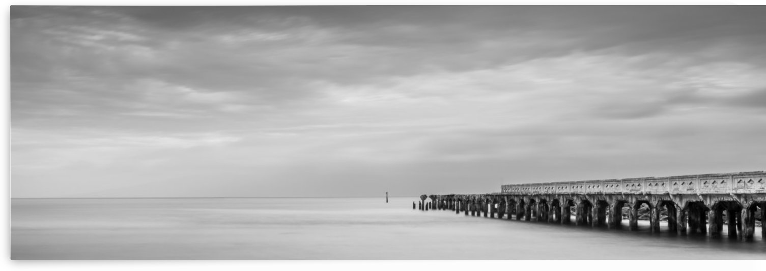 Bridge to Nowhere by Russell Mann Photography