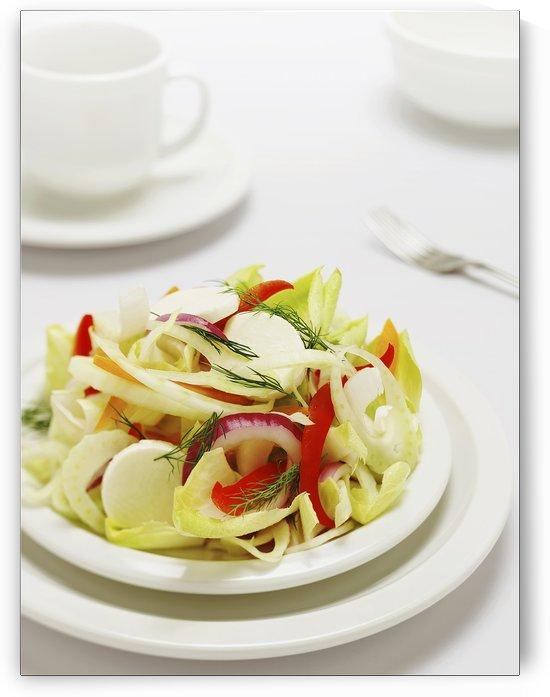 Endive Salad  by Ian Barr