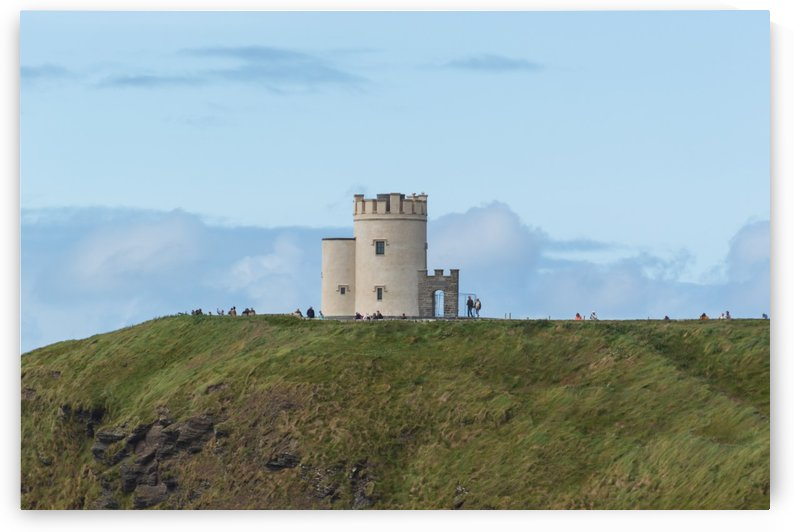 Castle on the Hill by George Mitchell