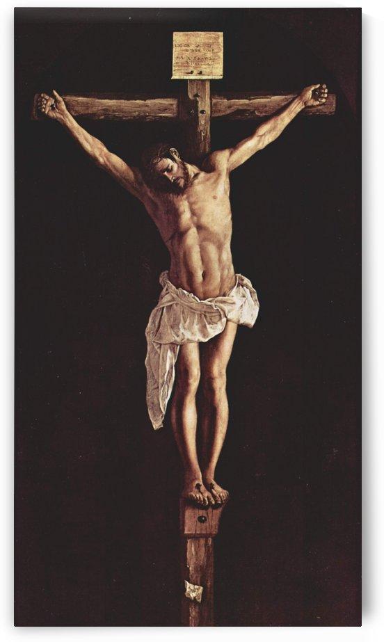 Crucifixion by Francisco de Zurbaran