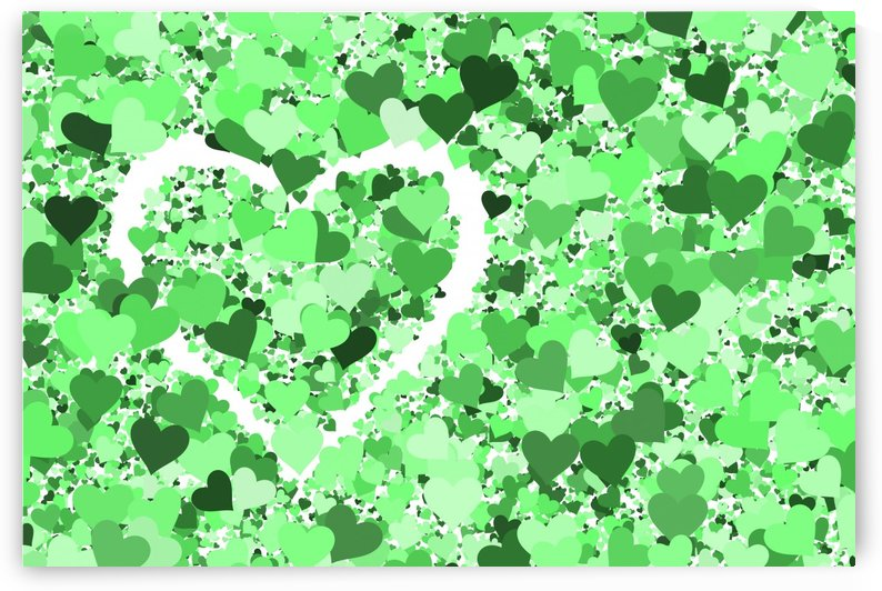 Heart Love green by Thula-Photography