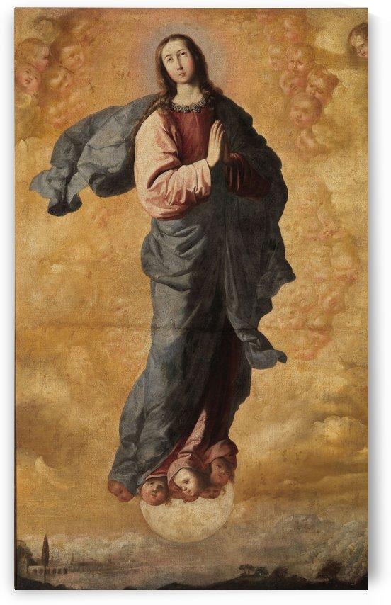 Inmaculada by Francisco de Zurbaran