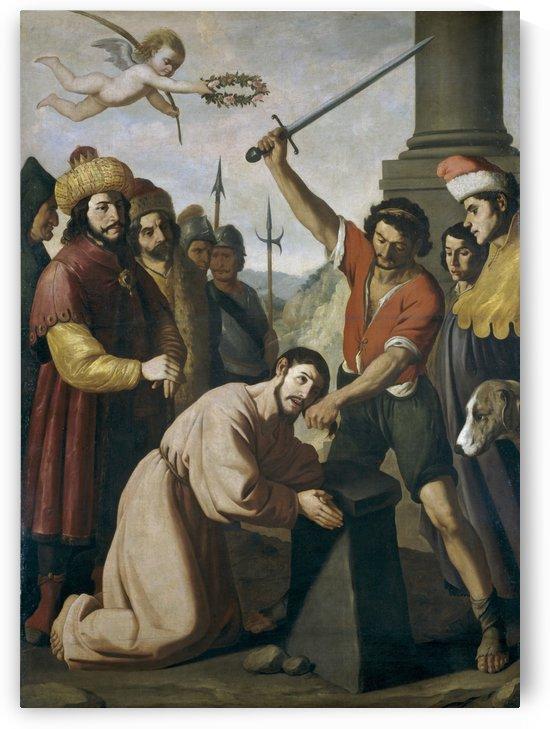 Martyrdom of Saint James the Great by Francisco de Zurbaran