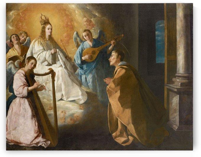 Songs by Francisco de Zurbaran