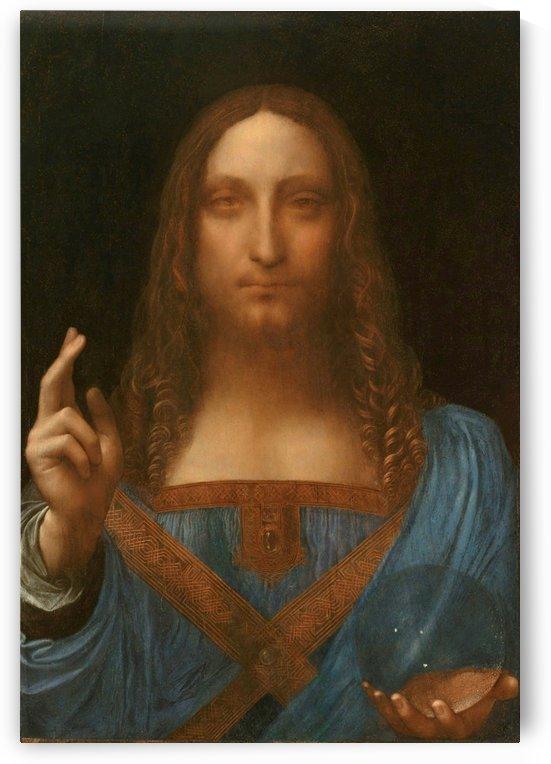 Salvator Mundi by Francisco de Zurbaran