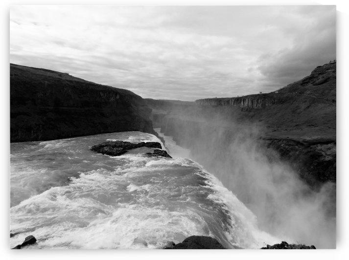 Falls II by Katheryn E Mohn