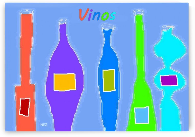 Vinos by Efrain Montanez