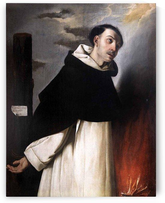Juan de Zumarraga by Francisco de Zurbaran