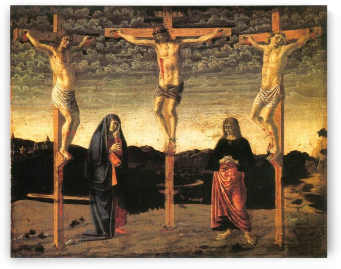 Jesus Christ on the Cross by Francisco de Zurbaran