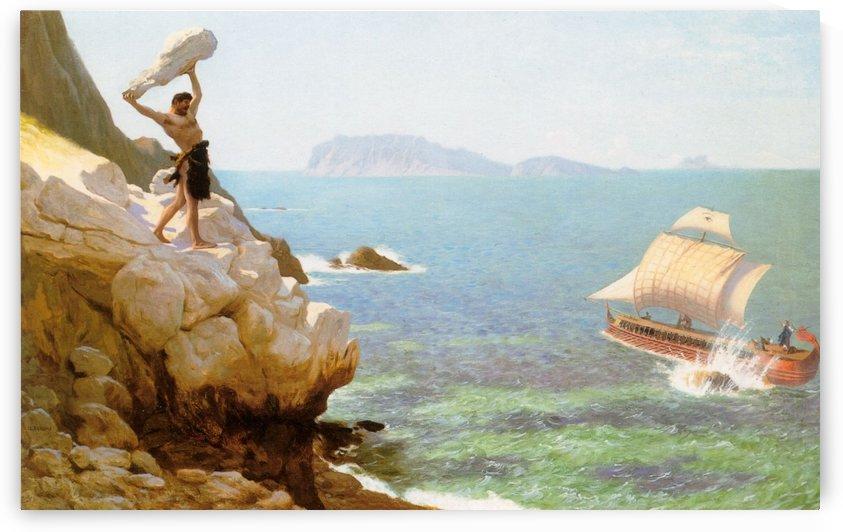 Polyphemus by Jean-Leon Gerome