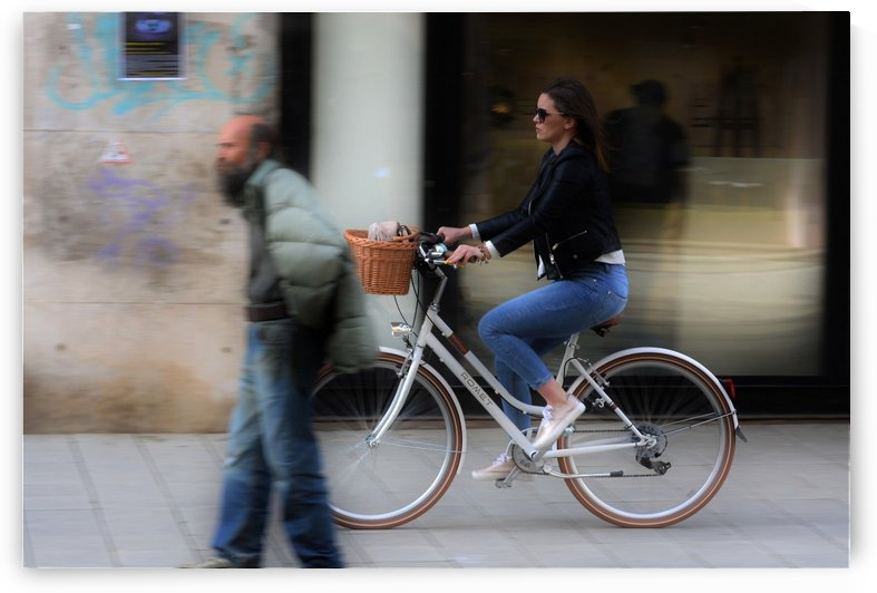 Bicycle  by Alen Gurovic