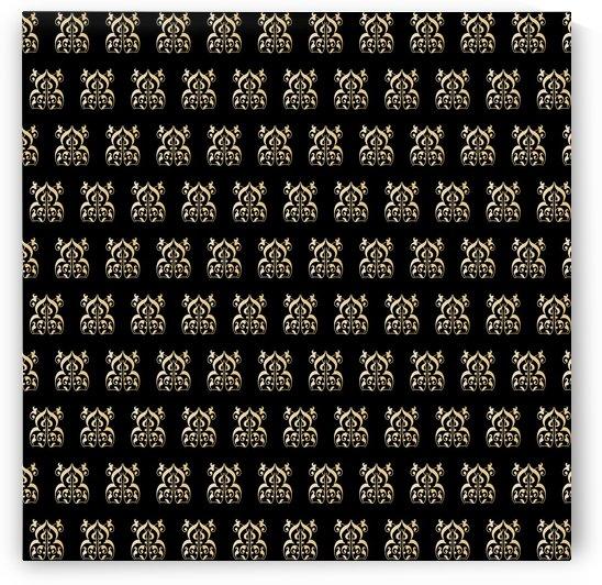 Ornamental Pattern by rizu_designs