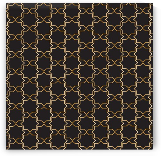 Geometric Pattern by rizu_designs