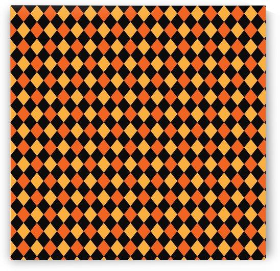 Magic Diamond Pattern by rizu_designs