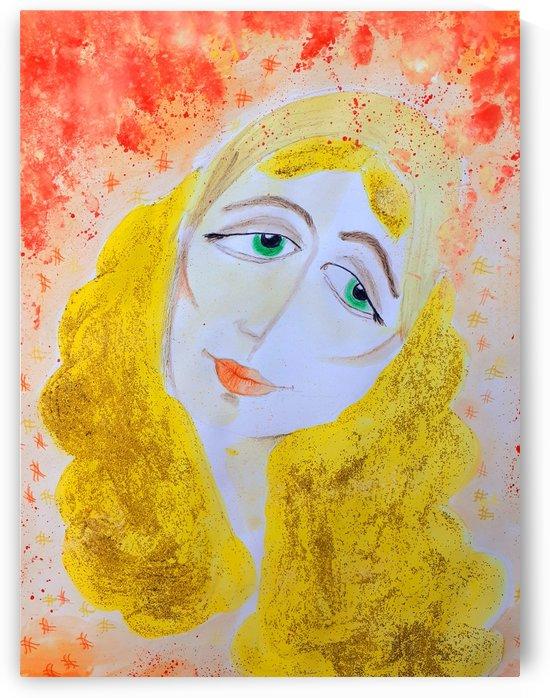 Portrait Emotions  by Maltez