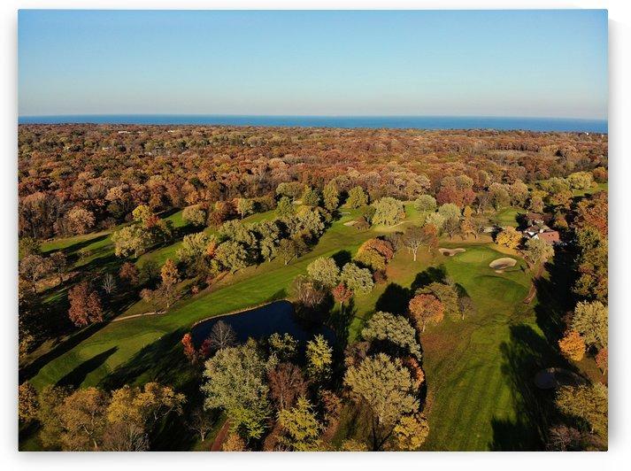 Glencoe Golf Club by Cal Prest
