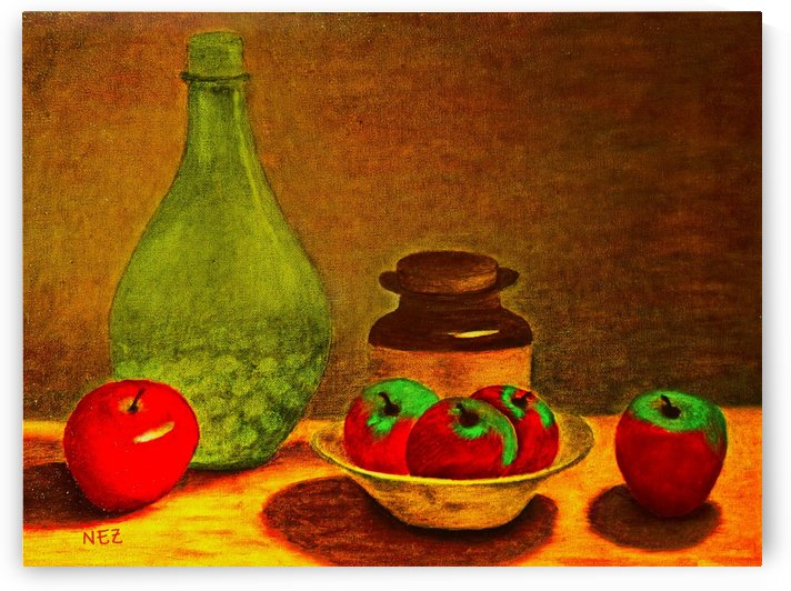 Apples by Efrain Montanez