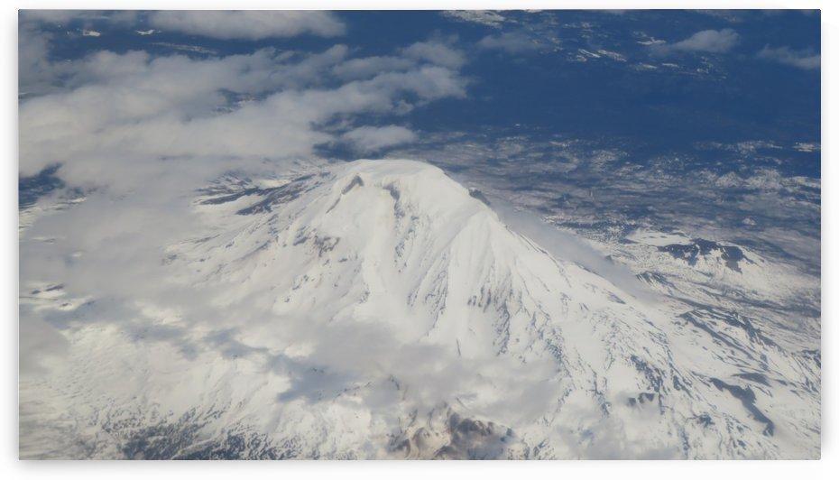 Mt Rainier WA by Helen Chow