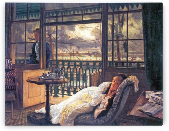 A storm moves over by Tissot by Tissot