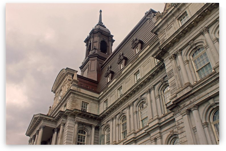 Montreal City Hall by Gods Eye Candy